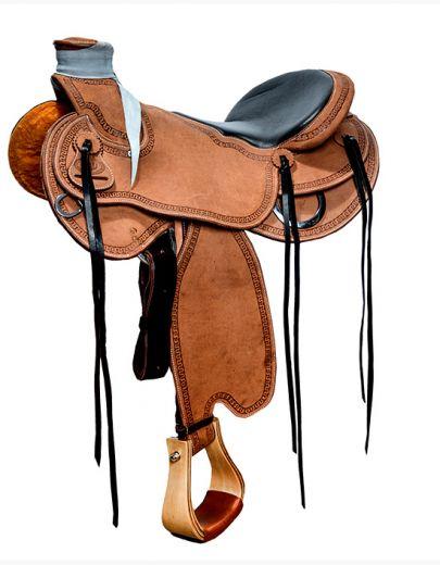Wade Oldtime Saddle # WW-360