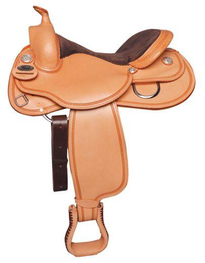MR Allround Saddle Full-Quarter #WW-410