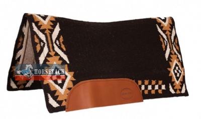 Mustang Freedom Wool Bottom Show Pad - Contoured
