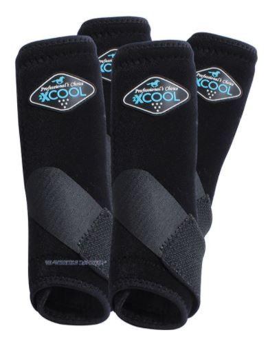 2X COOL VALUEPACK Black (4-Pack)