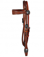 Headstall Funky Style #HS-D-131
