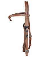 Headstall Antique Style #HS-D-156