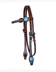 Headstall Navajo Design