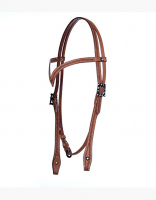 Headstall Small Snake Tooled #HS-1041