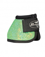 Secure-Fit Overreach Boots - Glitter-Lime