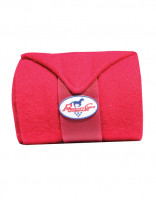 Professionals Choice Polo-Bandagen - Crimson