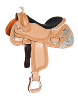 The Platinum - Show-Saddle #WW-499-5