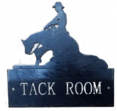 Schild Reiner Tack Room