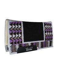BARONA PAD, Black-Purple