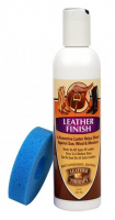 LEATHER THERAPY - Leather Finish - 236ml mit Schwamm