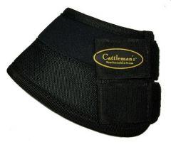 Cattleman's bell boots.