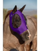 COMFORT FIT FLYMASK - Purple