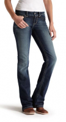 R.E.A.L Mid Rise Original Boot Cut Jean