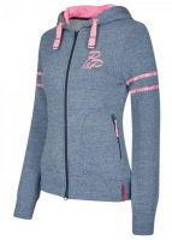 Sweat-Shirt Jacke Hoodie PASSION & PERFORMANCE