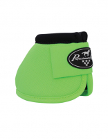 Secure-Fit Overreach Boots - Lime Green