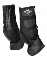 VenTech Skid Boots Standard - Black