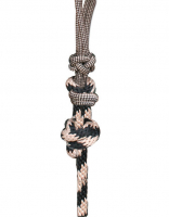 Professionals Choice Rope-Halter - Black/Tan